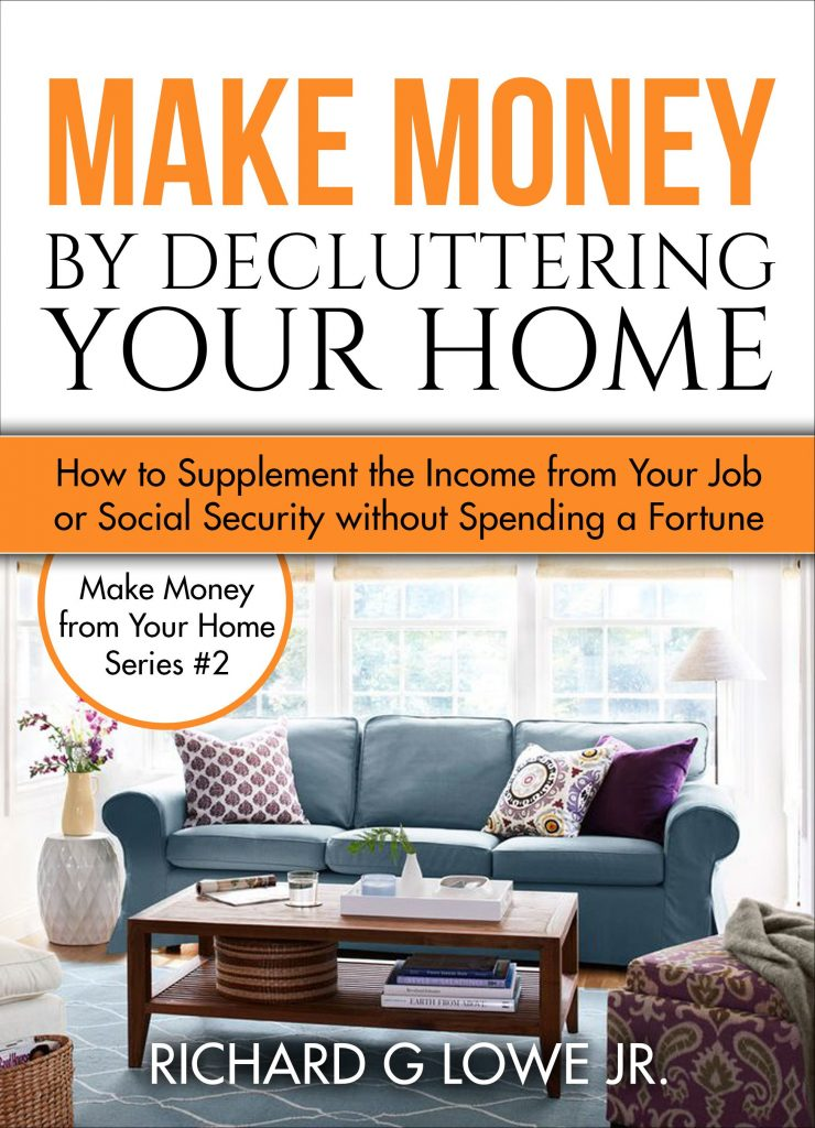 Make Money by Decluttering your Home