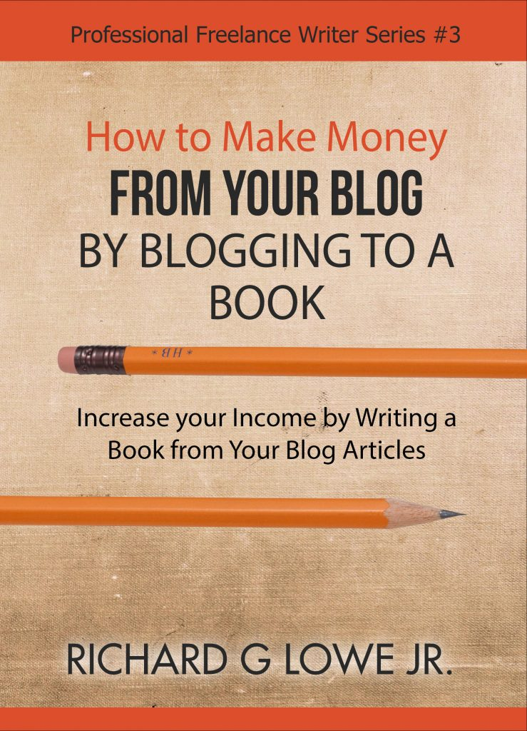 Blogging to a Book