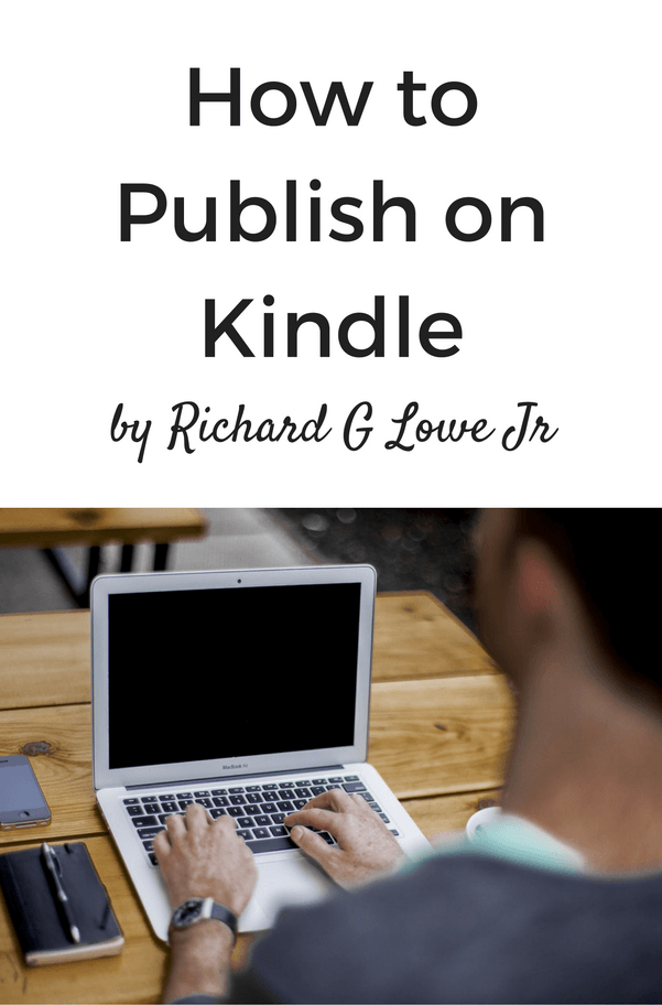 How to Publish on Kindle