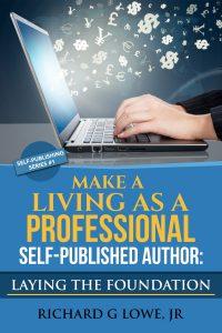 Make a Living as a Professional Self Published Author