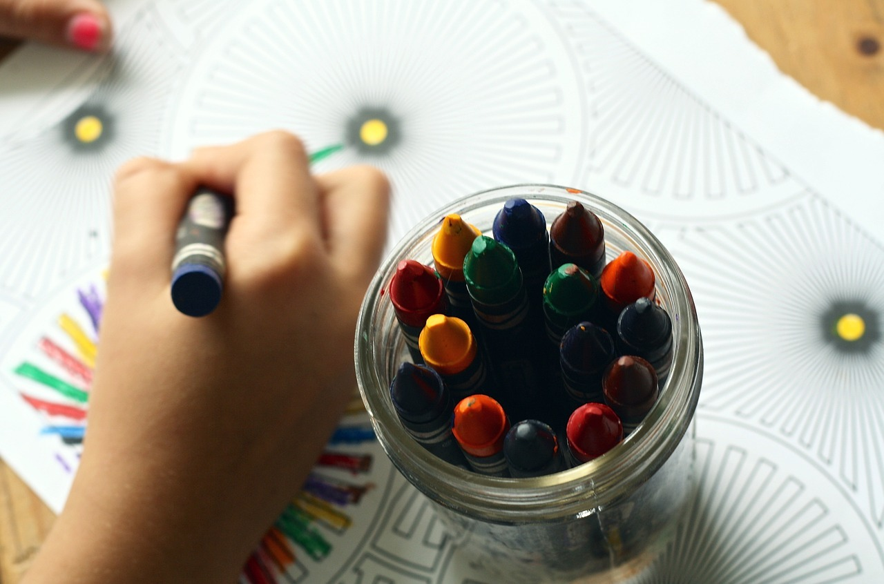 Breaking the rules about coloring
